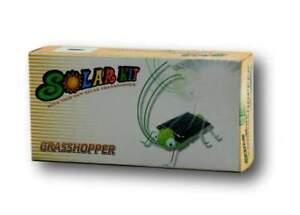 Solar Powered Grasshopper Kit