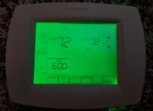 WORKS PERFECT Honeywell 7 Days Programmable TH832OU1008 Thermostat