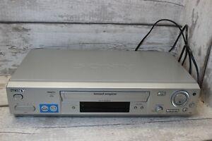 Sony SLV-SE820G Video VHS VCR Cassette Recorder Player (No remote)