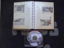 Dunkirk / Calais 1940. 56 WW2  photographs on CD
