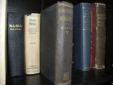 Emphatic Diaglott 1864 C.T. Russell  Watchtower Research Jehovah J-21 Original