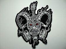 ARCHGOAT   EMBROIDERED BACK PATCH