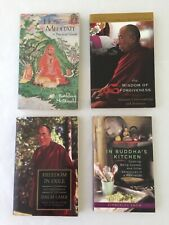His Holiness The Dalai Lama Autobiography - How to Meditate - Buddhas Kitchen