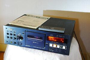 Teac V-8030S Hifi Stereo Tapedeck Cassettendeck Kassettendeck mit Fernbedienung