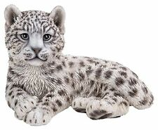 Vivid Arts - REAL LIFE ZOO ANIMALS - Snow Leopard Cub