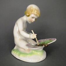 Porzellan-Allegorien für Mädchen