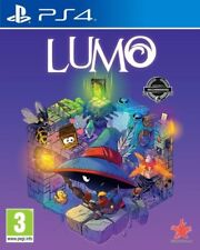 LUMO PlayStation 4 PS4 Game | BRAND NEW SEALED | SAME DAY DESPATCH
