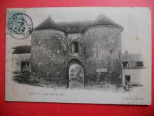 JOIGNY  :  La Porte de Bois........VO.1904.