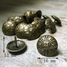 80 Clous tapissier relief 16 mm Clou Regence fer nails Fauteuil Chaise Siege