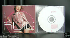 Kylie Minogue - Spinning Around 4 Track CD Single Incl Video