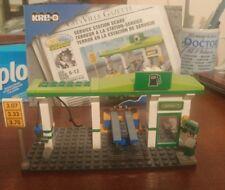Kre-o cityville invasion SERVICE STATION SCARE