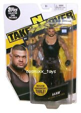 WWE WRESTLING NXT TAKE OVER SERIES SUPERSTAR WRESTLER AKAM NXT DEBUTE MATTEL
