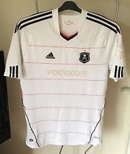 Adidas ORLANDO PIRATES White Short Sleeves Football Shirt 2XL ClimaCool
