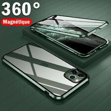 360° Funda de vidrio templado para iPhone 11 Pro XS Max XR 6 6s 7 8 Plus carcasa
