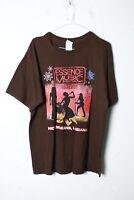 Coca Cola Essence Mustic New Orleans Tour Tshirt - Size L Large (L-HH8)