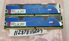 4GB KIT 2X 2GB  PC PC2 DDR2 PC2-8500  DDR2-1066 8500 1066MHZ 240PIN NON-ECC 2RX8