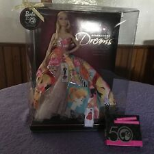 """THE ULTIMATE/RARE TRIBUTE TO THE """"BARBIE DOLL"""" ON HER 50TH ANNIVERSARY"""