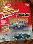 Johnny Lightning 1/64 Classic Gold Shelby Cobra Daytona Coupe
