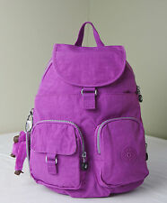 Kipling BP2393 Pink Orchid Firefly Small Backpack