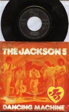 "THE JACKSONS   Rare 1973 German Only 7"" OOP Motown P/C Single ""Dancing Machine"""
