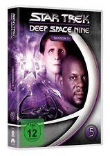 STAR TREK DEEP SPACE NINE KOMPLETTE DVD STAFFEL / SEASON 5 DEUTSCHE KOMPLETTBOX