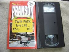 VHS 1995 This Is Branson Missouri Fall 95 Vaction Video Hottest Attraction