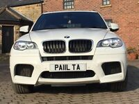 BMW X5M M SPORT4x4 X DRIVE PEARL WHITE FULL BMW HISTORY ONLY 21000 MILES 550 BHP