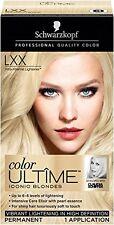NEW Schwarzkopf Bleach Ultime Hair Color LXX Xtra-Xtreme Lightener BLONDE Bleach