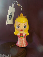 DISNEY Sleeping Beauty, Aurora Figural Ornament New