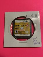 Nintendo DS NOT FOR RESALE - 💯 AUTHENTIC GAME RARE NFR - DISNEY PIXAR - WALL-E