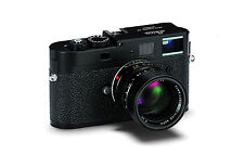 Leica M 9-P 18.0MP Digital Camera - Black paint (Body Only)
