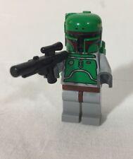 Lego Star Wars Boba Fett Bounty Hunter Slave Mini figure Jet Pack With Gun