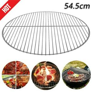 54.5CM HEAVY DUTY REPLACEMENT ROUND BBQ COOKING GRILL fits WEBER KETTLE