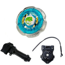 Rock Leone BB30 Metal Fusion Fight Beyblade Starter Pack+Power Launcher + Handle