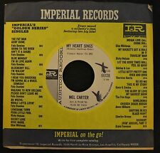 Mel Carter Imperial DJ 66138 When I Hold The Hand Of The One I Love