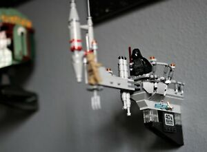 Ultimate Display Solutions wall mount kit for Lego Bespin Duel 75294