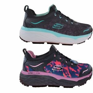 Skechers Women's 108036 Max Cushioning Elite SR Slip Resistant Rastip Work Shoes