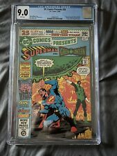 DC Comics Presents 26 cgc 9.0 First Appearance Of The New Teen Titans