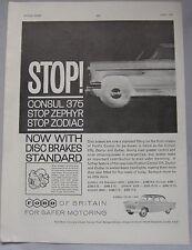 1961 Ford Original advert No.1