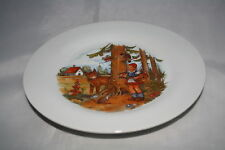 Rotkäppchen Dessert Teller Weimar Porzellan 19cm 1.Wahl Frühstücksteller