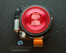 Nikon COOLPIX S6200 S6300 LENS UNIT ASSEMBLY REPAIR  RED A0178