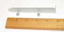 LONG BRACKET FACE PLATE FITS LSI SAS9220-8i IBM 69Y1329  RAID CARD