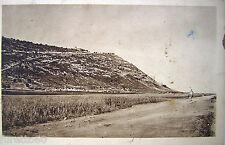 MONTE CARMELO Israele Israel Caifa 1932 formato piccolo