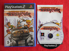 London taxi rushour-PlayStation 2 PS2 ~ complet ~ pal ~ 3+ simulation/racing