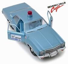 Coche Plymouth Fury Detroit Police (Policía) Le Cop De beverly Hills 1977 1/18
