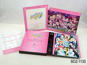 Love Live Sunshine Aqours 3rd Wonderful Stories Bluray Memorial Box BD US Seller