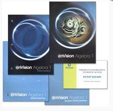 enVision Algebra 1  Teacher Editions Tests Student Curriculum Set Pearson