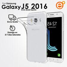 Funda Silicona Para Samsung J5 2016 / J510 Carcasa Transparente Protector