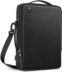 "13"" Laptop Shoulder Bag for 13.3"" MacBook Pro Air iPad Pro 12.9"" Carrying Bag"
