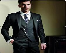New Mens Bridegroom Suits  Wedding Suits Formal Business Suits Best Man Blazers